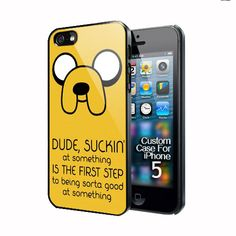 the adventure time cartoons jack apple iPhone 5 case cover