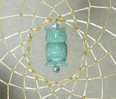 Owl Spirit Native American Apache Indian Dreamcatcher