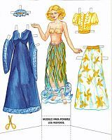 ~This link leads to hundreds of paper dolls~RCMG~  Little Mermaid 1