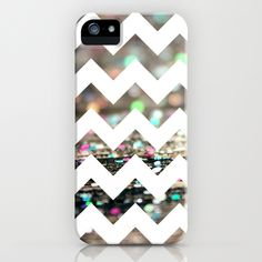 Afterparty Chevron iPhone Case