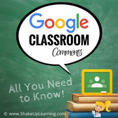PinterestGoogle Classroom has become a powerhouse for teachers and students! Some teachers are beginning to wonder how they survived without it!As teachers, we need to help guide students on a flexible learning path that will help them reach learning goals. Feedback is a crucial part of the learning process. And with Google Apps and Google …