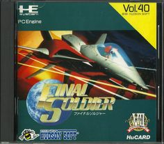 Final Soldier for the PC Engine All Video Games, Retro Video Games, Pc Engine, Old Games, Greatest Hits, Up, I Am Awesome, The Past, Places