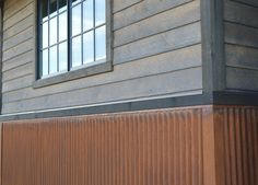 Shiplap Interior Siding | Product Specifications: Available in 1×6, 1×8, 1×10, and 1×12.