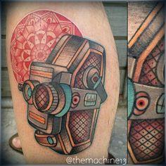 Tattoos by Zack