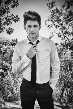 Niall Horan: Photos from the Billboard Cover Shoot