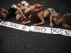 Grampos revelam que Samarco definiu com funcionários o que mostrar à PF