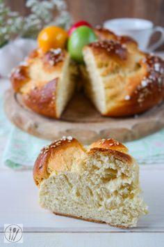 Oster-Hefezopf I Easter plaited bun I Sia´s Soulfood