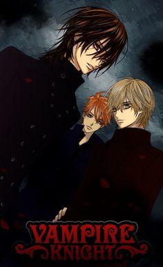 Kaname, Kain and Ichijo