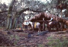Cow Camp Living History -  Central Florida's Cowboy Days