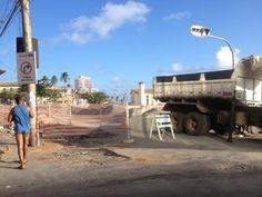 Blog do Rio Vermelho, a voz do bairro: Mudança complica ainda mais o trânsito no Rio Verm...