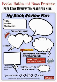 Sample of book review in english