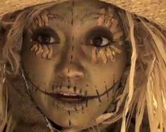 scarecrow wizard of oz makeup - Google Search