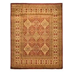 """Regal Collection Oriental Rug, 8'1"""" x 10'5"""""""