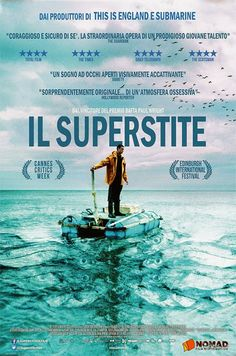 Le maratone di un bradipo cinefilo: Il superstite ( 2013 )