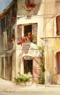 Fábio Cembranelli - A Painter's Diary: St Rémy-de-Provence 2