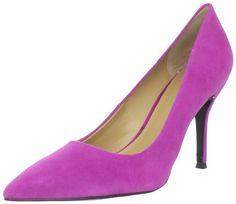 Nine West Women's Flax Pump,Pink Suede,11 M US Nine West http://www.amazon.com/dp/B007F4B986/ref=cm_sw_r_pi_dp_3EBKtb1K5APNSVH4