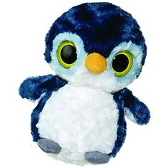 Aurora Plush 8 inches Penguin * More info could be found at the image url. (This is an affiliate link) #Puppets