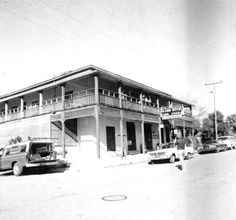 Florida Memory - Island Hotel - Cedar Key, Florida 1977
