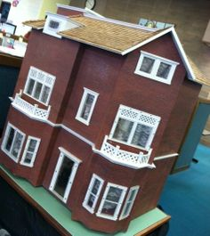 Beatrix Potter Miniature House Replica we have on Display.