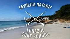 Sayulita Surf Camps | Luna Azul Surf School and Shop | Lunazul