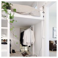 Only got a small room to work with? This is a great idea!