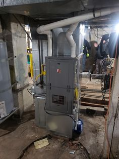 Changing out furnace, to along with full house rewire Lake Tapps, Maple Valley, Federal Way, Full House