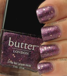 @butter LONDON Shambolic
