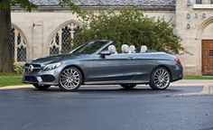 ICYMI: 2018 Mercedes-Benz C-class Coupe and Cabriolet in Depth: Relaxing in Style