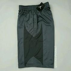 New Nike Air Jordan Durasheen Basketball Shorts Gray Size Small NWT Jordan Shorts, Jordan Basketball, New Nike Air, Air Jordans, Gray, Fashion, Moda, Fashion Styles, Grey