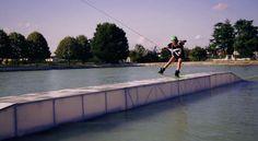Tra un contest e l'altro durante la stagione estiva la giovane wakeboarder italiana Giorgia Francescato ha trovato il tempo di filmare qualche clip al Padova City Wake cable park. Riprese e …