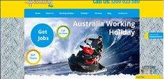 Work and travel in Australia with Working Holidays #work #travel #workingholidays #visa