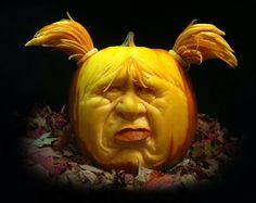The Pumpkins «  Villafane Studios – Pumpkin Carving