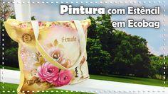 PINTURA EM ECOBAG com Rose Ferreira - Programa Arte Brasil - 27/09/2016