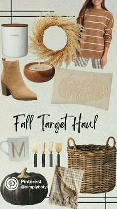 This post covers it all from a good cozy sweater for your fall festivities to some last minute fall decor or hosting necessities. Not to mention, some of these items would make great birthday, hostess or just because gifts!