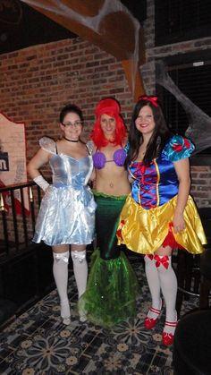Disney Princesses Halloween 2013 & Dark Link Link and Navi (Legend of Zelda)   Kumoricon 2016   Pinterest