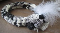 Black and White Headband for your little Princess
