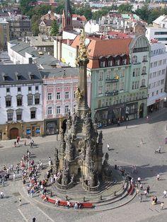 Holy Trinity Column (UNESCO),Olomouc