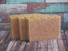 Bee Mine Soap (Goat Milk, Beeswax and Honey Soap )