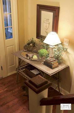 Make your home's entryway warm and inviting, a prelude of what guests will find inside.
