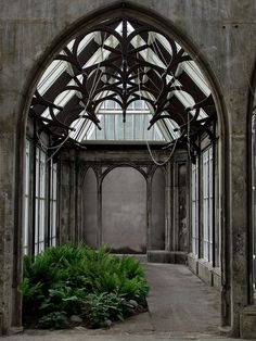 {gasp!}  House Conservatory by CoasterMadMatt, via Flickr found by The Caledonian Mining Expedition Company