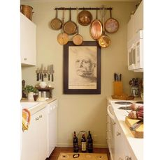 Design Inspiration: How To Make The Most Of Your Tiny Kitchen Space