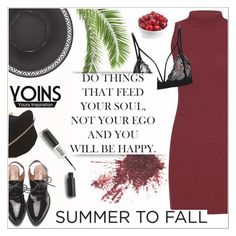 """Yoins"" by dora04 ❤ liked on Polyvore featuring New Look"