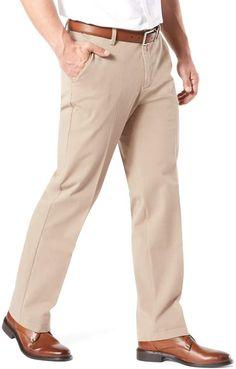 c1ae94d27c01 Dockers Men s Smart 360 FLEX Classic-Fit Workday Khaki Pants D3
