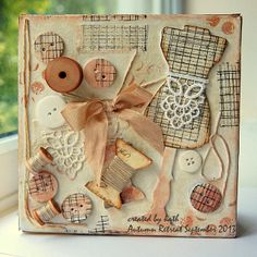 Kath's Blog......diary of the everyday life of a crafter: A Box and a Bowl of Cornflakes...