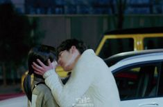 uncontrollably fond kiss