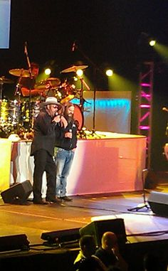 Jamey Johnson & Hank Williams Jr/Taking Country Back Tour @ Gwinnett Arena ~ April 13, 2012... It was an amazing concert.