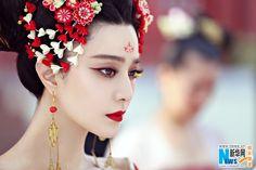 法輪功の真相 | 『武則天』の美しい姿の写真_日文_凯风网