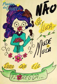 segue a dica que é sucesso!!!  #ilustração #poesia #poesiadecaneca