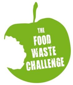 Food Waste Challenge Logo. (Reduce Food Waste)