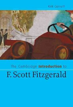 The Cambridge Introduction to F. Scott Fitzgerald
